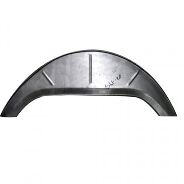 Rear Inner Fender Panel For Drivers Side, 52-63 Willys Station Wagon