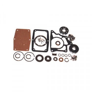 Transmission Overhaul Kit, 72-79 CJ with Warner T15 3 Speed Transmission