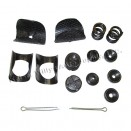 Steering Connecting Rod Repair Kit, 46-64 Truck, Station Wagon