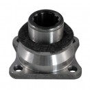 Rear Output Companion Flange, 41-71 Jeep & Willys with Dana 18 transfercase
