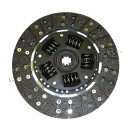 Clutch Friction Disc 10-1/2, 66-73 Willys CJ-5, Jeepster with V6-225
