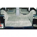 Replacement Carpet in Gray, 76-86 CJ