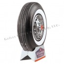 BF Goodrich Road Tread Tire 5.90 x 15 White Wall, Station Wagon & Jeepster