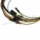 Complete Wiring Harness - Made in the USA, 48-51 Jeepster