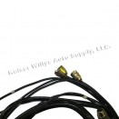 Complete Wiring Harness - Made in the USA, 50-52 M38 in 24 volt