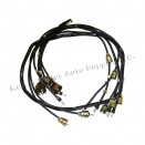 Complete Wiring Harness - Made in the USA, 52-66 M38A1 in 24 volt