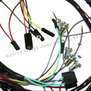 Complete Wiring Harness - Made in the USA, 66-71 CJ-5 with V6-225 engine