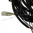 Complete Wiring Harness - Made in the USA, 66-71 Commando with V6-225 engine