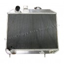 Aluminum Radiator Assembly, 41-52 Willys & Jeep