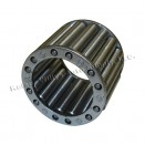 Roller Bearing Cage, 46-66 Jeep & Willys with Dana 18 transfercase