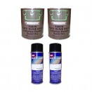Olive Drab Green Flat Body Paint Kit