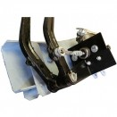 Disc Brake Dual Reservoir Master Cylinder, Willys Truck, SW
