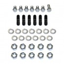 Engine Stud & Bolt Set, Timing Cover, 4-134L engine