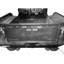 Tailgate Chains with Cloth Covering, 46-71 Willys & Jeep
