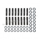 King Pin Cap Stud Kit, 41-71 Jeep & Willys with 4-134 engine