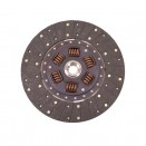 Clutch Disc in 10.50 Inch, 76-79 CJ with 6 or 8 Cylinder