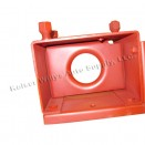 Spare Tire Carrier Mounting Bracket, 50-52 M38