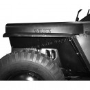 Front Drivers Side Fender, 49-64 CJ-3A, 3B, M38