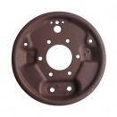 Brake Shoe Backing Plate (4 required per vehicle), 41-53 MB, GPW, CJ-2A, 3A, M38