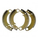 Brake Shoe Set 9 inch, 41-53 Willys & Jeep