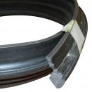 Rear Splash Pan Weatherseal 60 Inch, 48-51 Jeepster