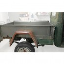 Pick Up Truck Box Assembly on Customer Truck