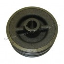US Made Generator Pulley (double groove), 50-66 M38, M38A1