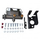 Dual Reservoir Master Cylinder Conversion Kit, 46-64 Truck, Station Wagon