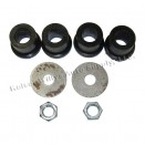 Upper Inner Control Arm Repair Kit, 46-55 Willys Jeepster, Station Wagon with Planar Suspension