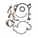 Timing Cover Gasket Set with Oil Seal, 76-86 CJ with V8 AMC