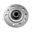 Rear Axle Wheel Hub, 46-71 Willys Jeep