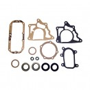 Overhaul Gasket Set with Oil Seals, 41-71 Jeep & Willys with Dana 18 transfercase
