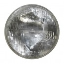 Sealed Beam Headlight Bulb 6 volt, 46-71 Willys Jeep