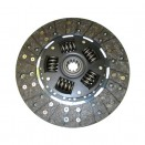Clutch Friction Disc, 62-67 Truck, Station Wagon with 6-230