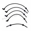 Spark Plug Cable Set, 41-53 Jeep & Willys with 4-134 L engine