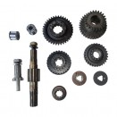 "Transfer Case Master Gear Set (for 3/4"" shaft), 41-46 MB, GPW, CJ-2A with D18 transfer case"