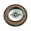 Chrome Fuel Tank Gas Cap, 46-71 Willys Jeep