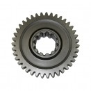 Output Shaft Sliding Gear, 46-53 Jeep & Willys with Dana 18 transfercase