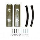Wood Spacer Block with Fabric Insert Kit for Hood, 41-45 MB, GPW