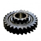 Output Shaft Gear, 41-45 MB, GPW with Dana 18 transfercase