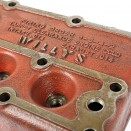 Willys Cylinder Head Fits 41-53 Jeep & Willys with 4-134 L engine