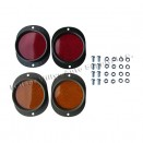 Complete Reflecting Mounting Kit, 41-71 MB, GPW, CJ-2A, 3A, 3B, 5, M38, M38A1
