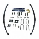 Complete Suspension Overhaul Kit Fits 46-55 Jeepster, Station Wagon with Planar Suspension