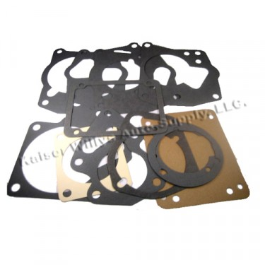 Transmission Gasket Set  Fits  46-55 Jeepster, Station Wagon with T-96 Transmission