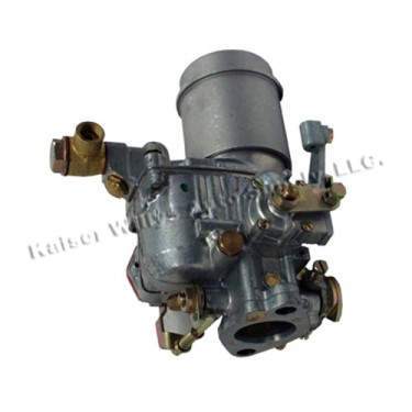 New Replacement Solex Carburetor  Fits  41-53 MB, GPW, CJ-2A, 3A, M38 with 4-134 L engine