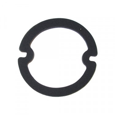 "Parking Light Lens Gasket (2-3/4"" diameter)  Fits  50-64 Truck, Station Wagon, Jeepster"