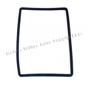 Tail & Stop Light Lens to Bezel Gasket  Fits  52-64 Station Wagon