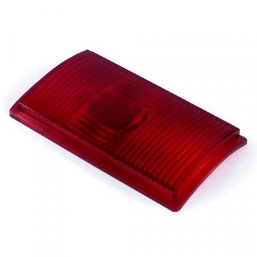 Tail & Stop Light Lens for Passenger Side  Fits  52-64 Station Wagon