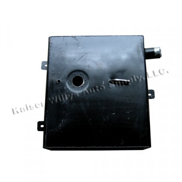 Steel Fuel (gas) Tank  Fits  67-71 Jeepster with side mounted filler neck
