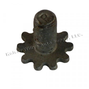 Emergency Brake Shoe Adjusting Screw (LH thread)  Fits  41-66 MB, GPW, CJ-2A, 3A, 3B, 5, M38, M38A1